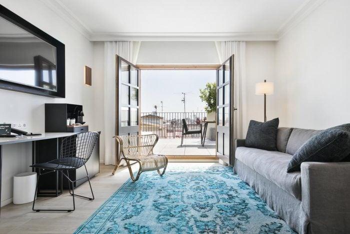 Yurbban Passage Hotel and Spa Barcelona