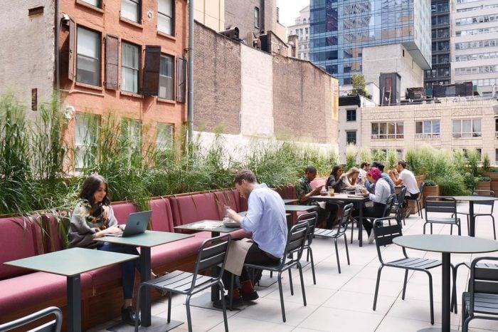 The Assemblage John Street New York City
