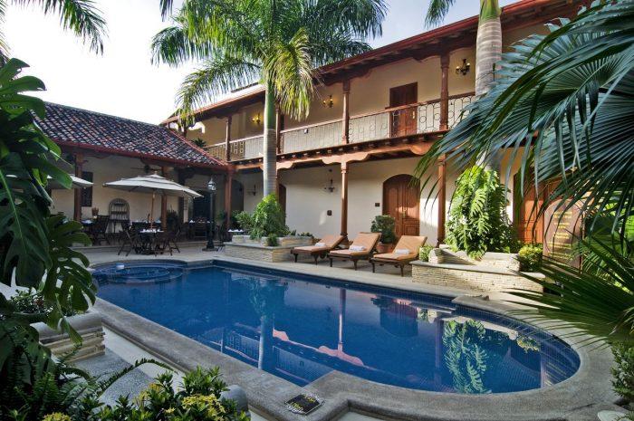 Hotel Plaza Colon Granada Nicaragua