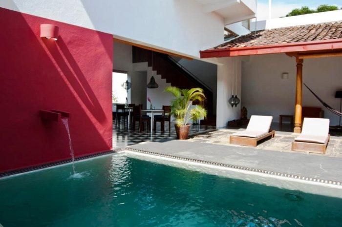 Los Patios Hotel Granada Nicaragua