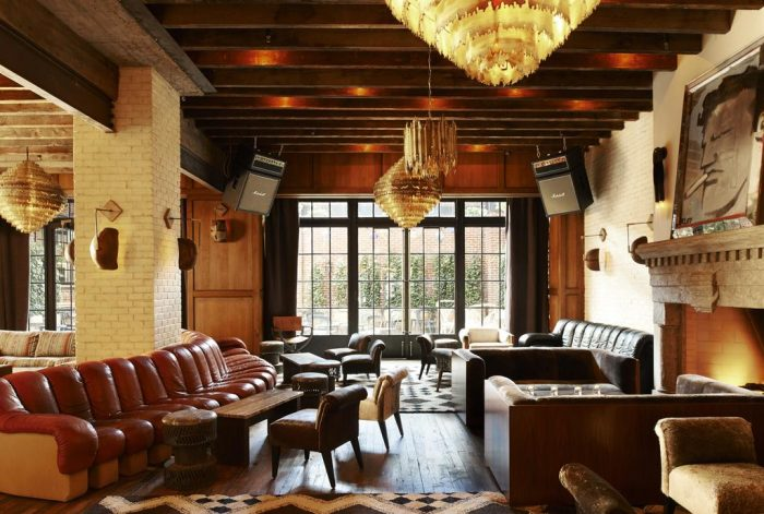 The Ludlow Hotel New York City