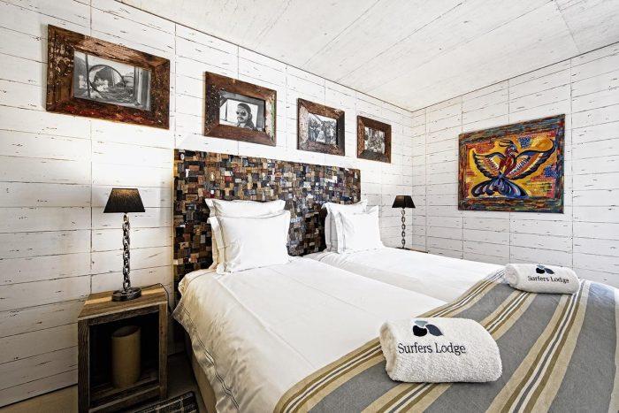 Hotel Surfers Lodge Peniche
