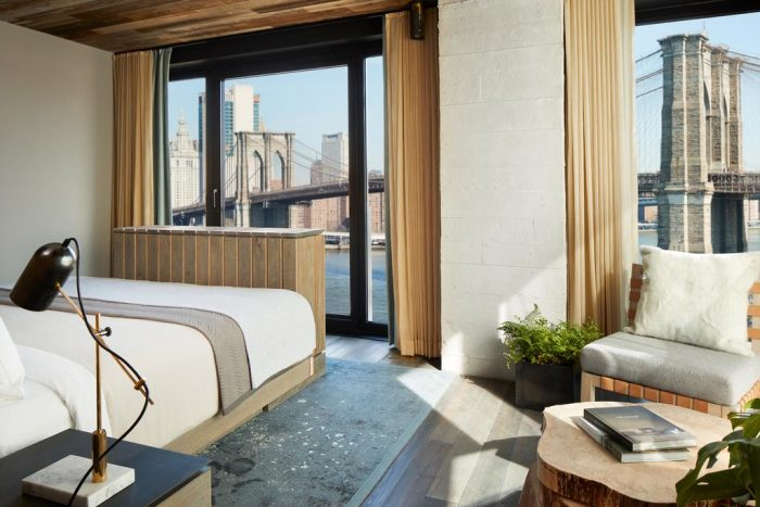 1 Hotel Brooklyn Bridge New York City