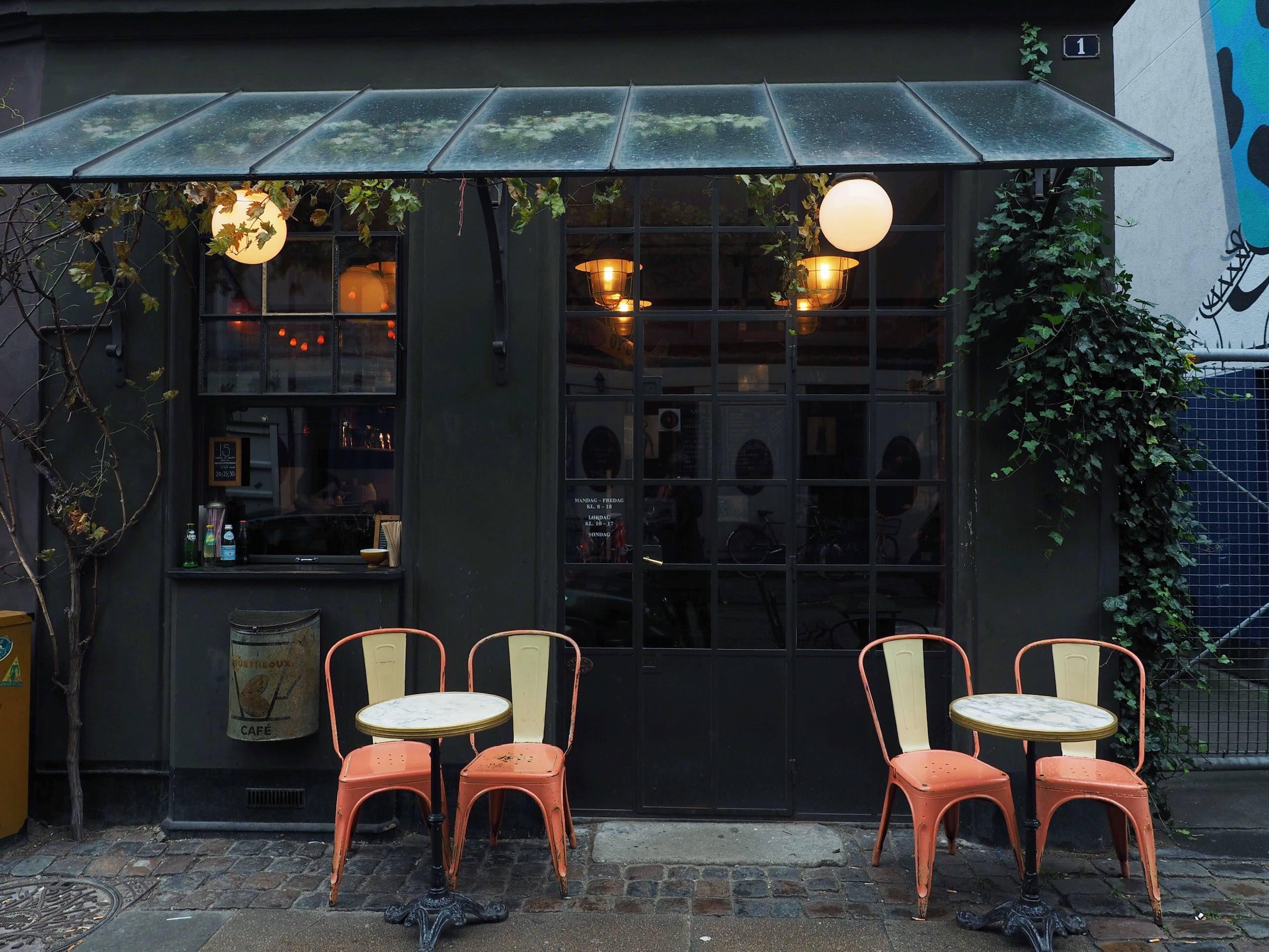 Independent Coffee Shops in Copenhagen