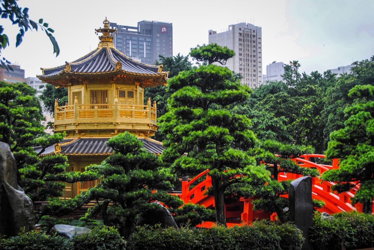 Chi Lin Nunery Hong Kong