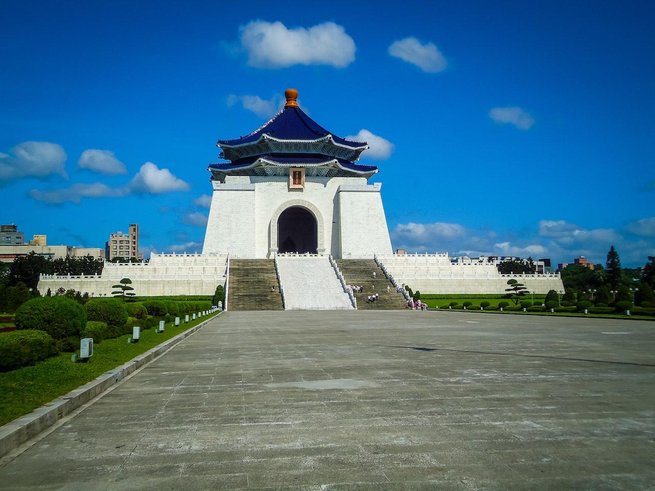 Chiang Kai Shek Memorial Taipei