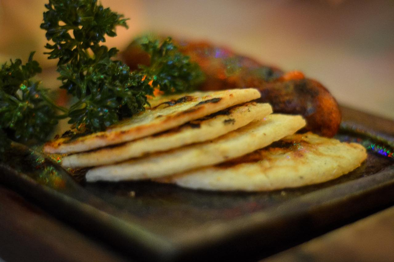 Colombian cuisine Bogota