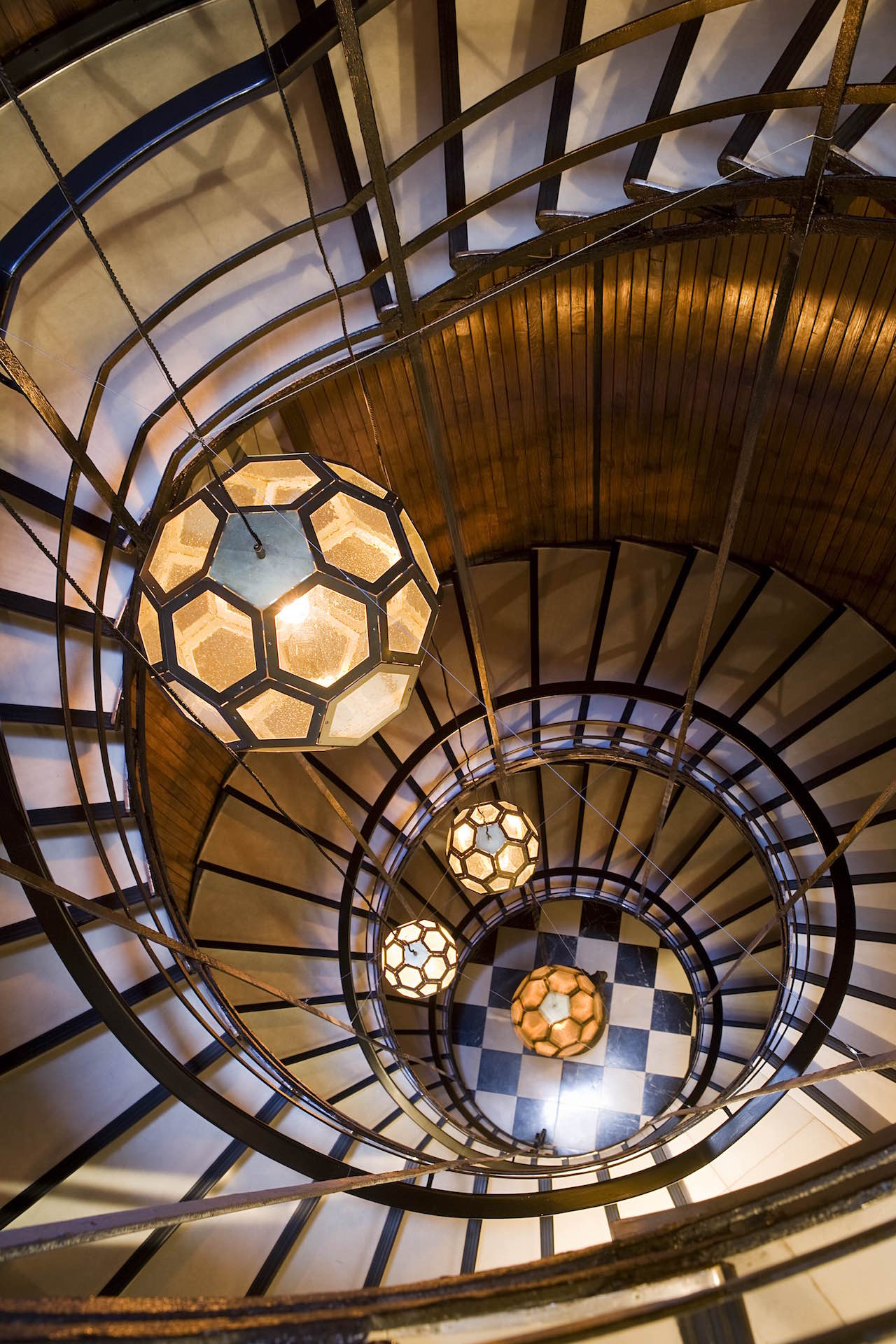 Cotton House Hotel Barcelona Staircase