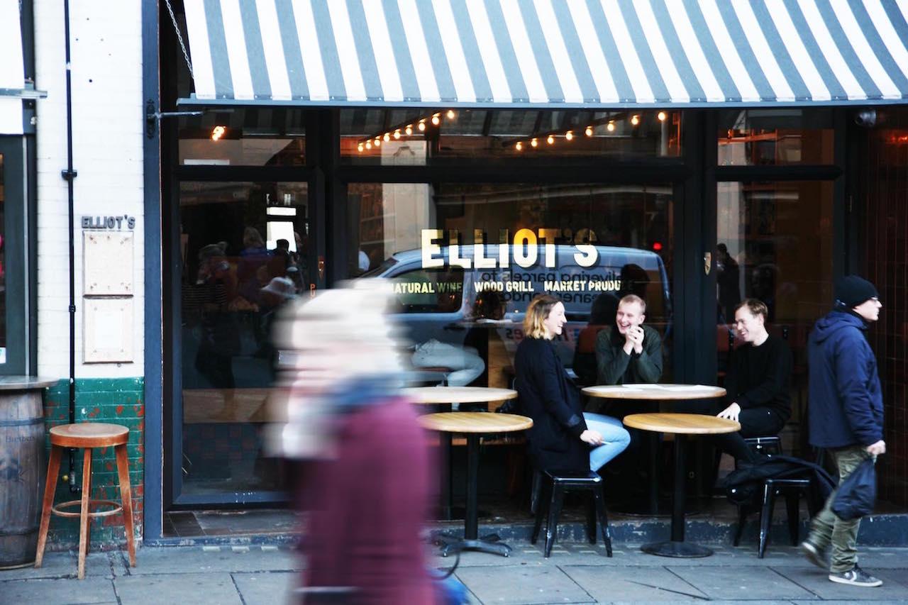 Elliot's London