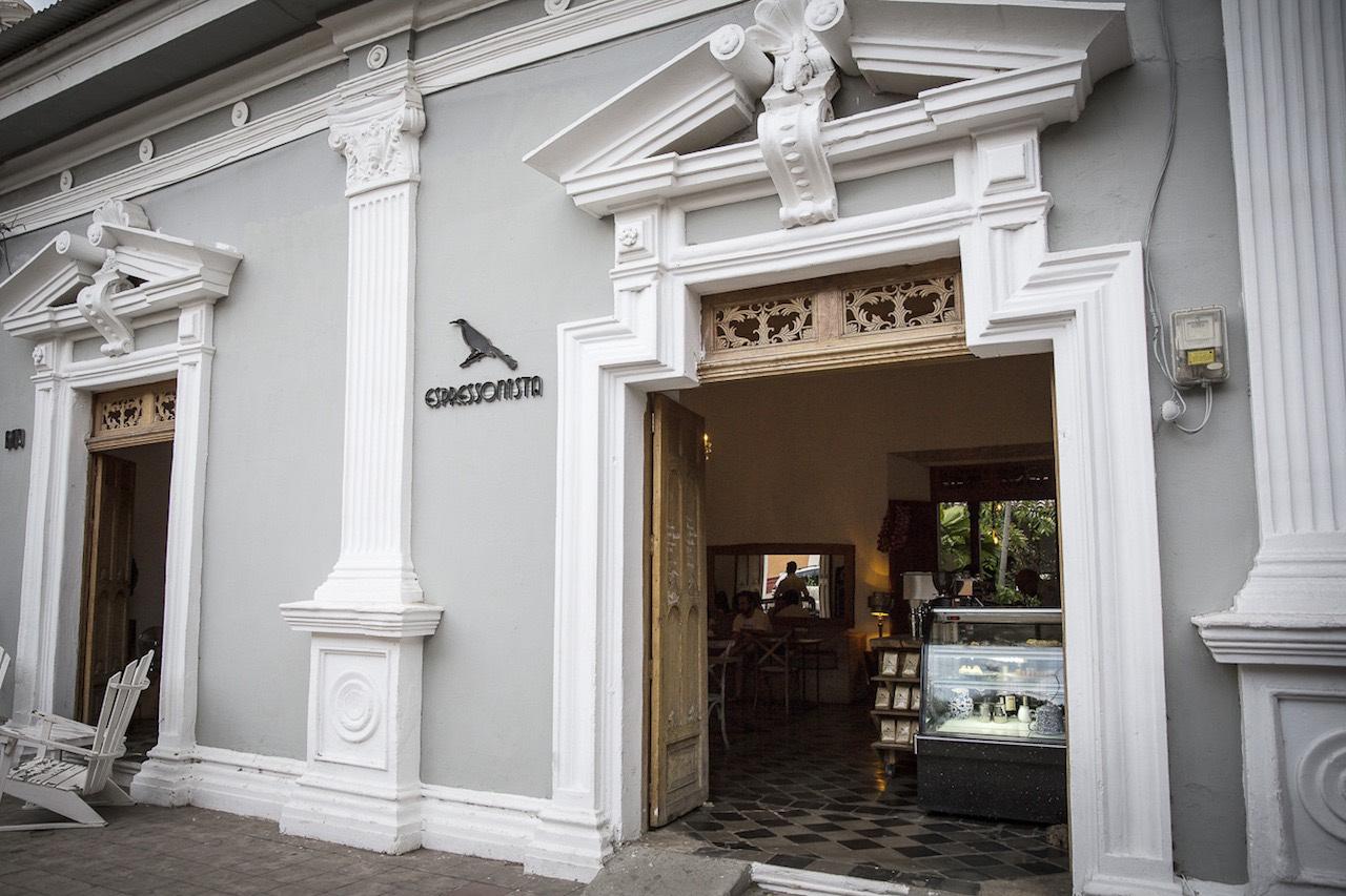 Expressonista Granada Nicaragua