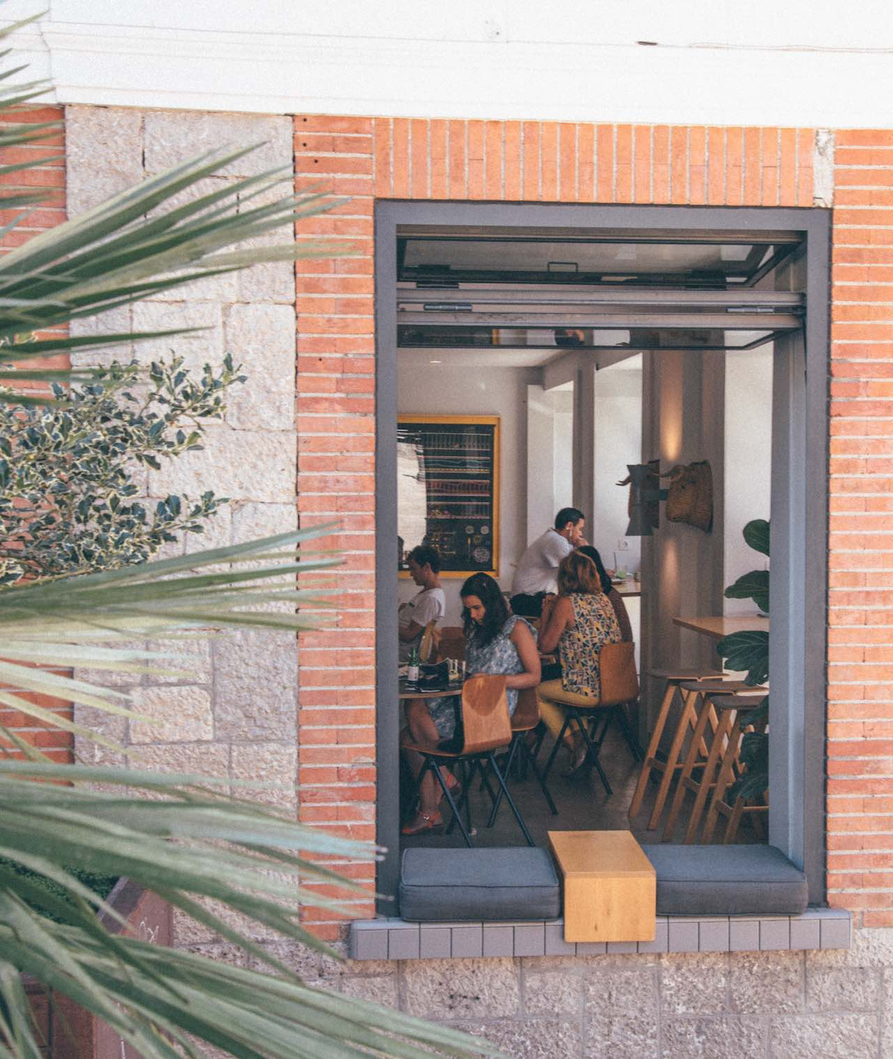 Federal Cafe Madrid