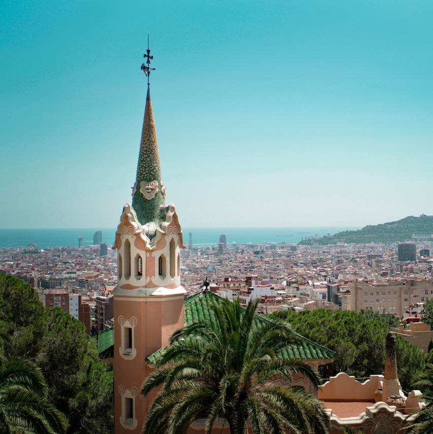 Park Güell | Photo: John Fornander
