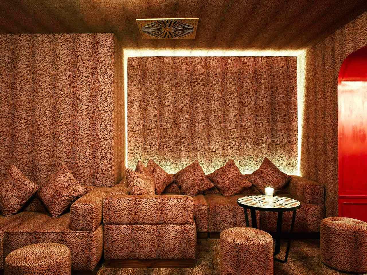 Hemingway Bar at Casa Suecia Madrid