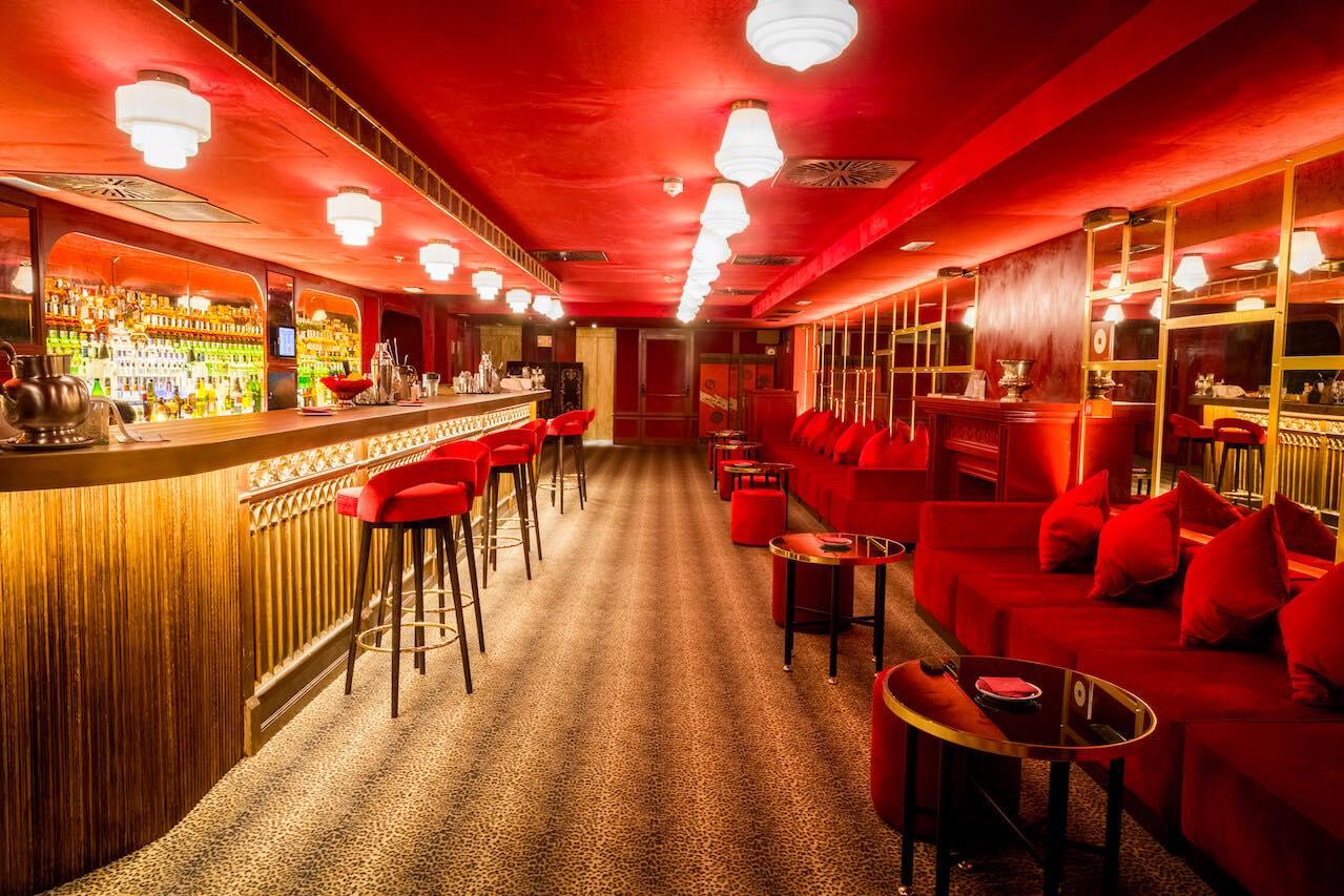 Hemingway Bar at Casa Suecia