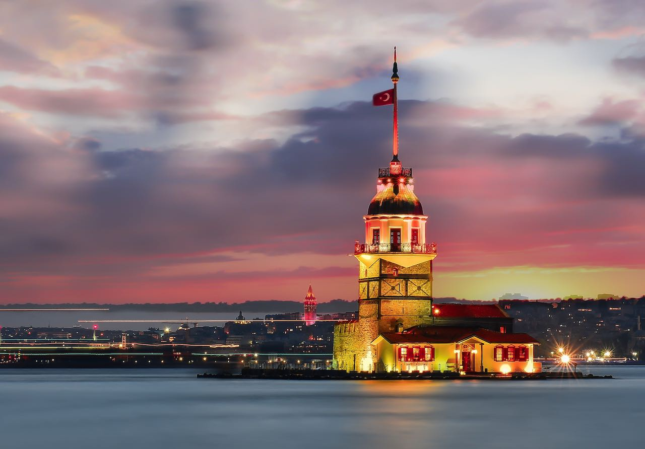 Kiz kulesi |Photo: Bülent Kılıç