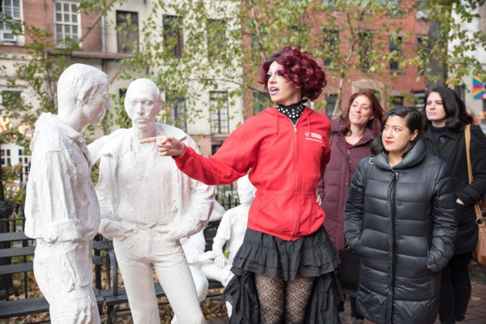 LGBTQ+ History & Culture Tour of Greenwich Village