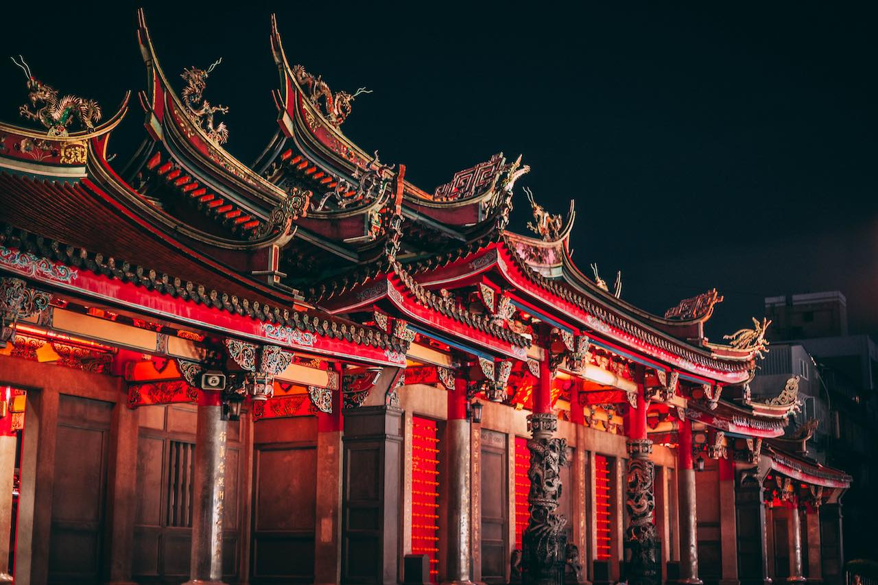 Lungshan Temple | Photo: Charles Postiaux
