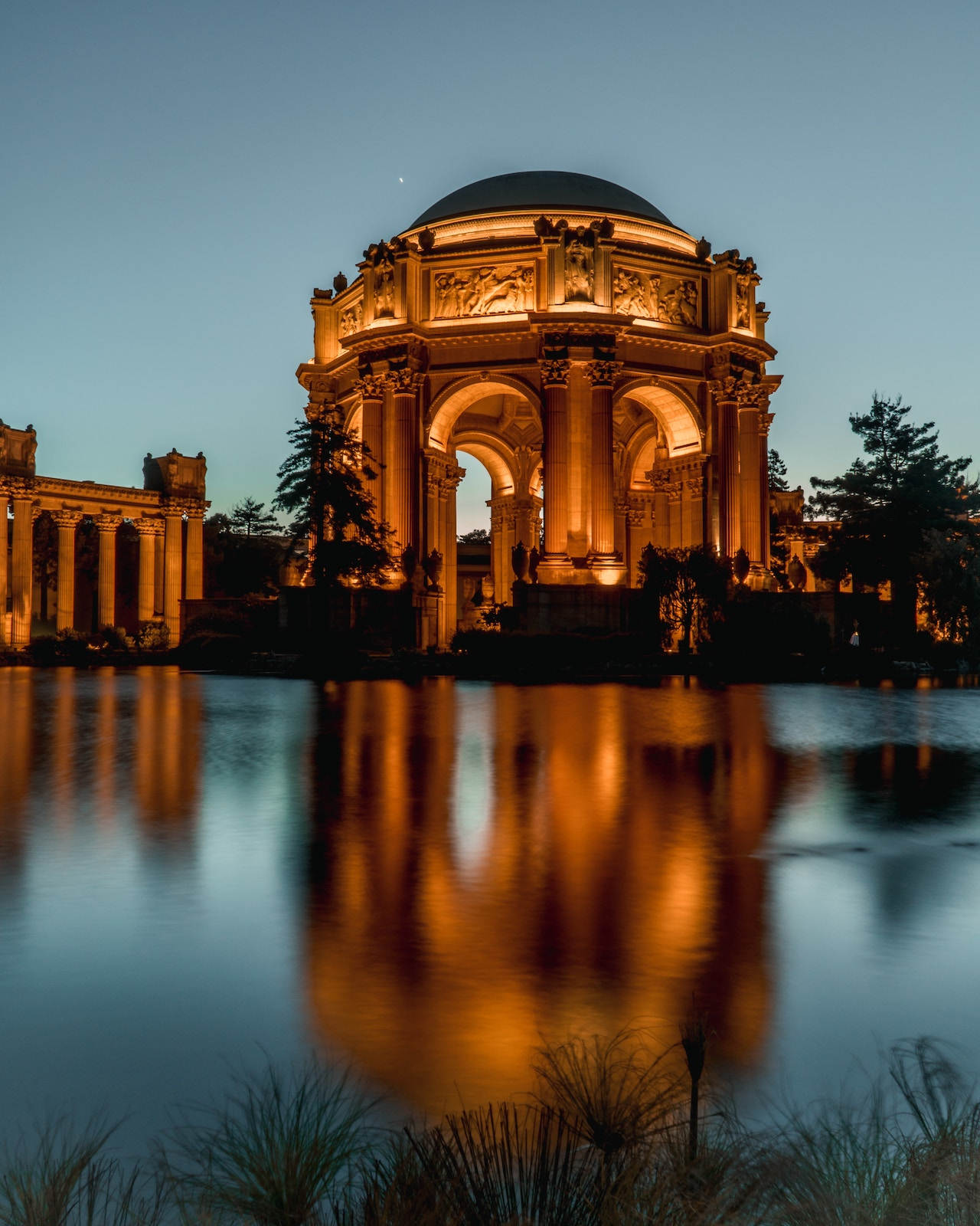 Palace Of Fine Arts |Photo: Rich Hay