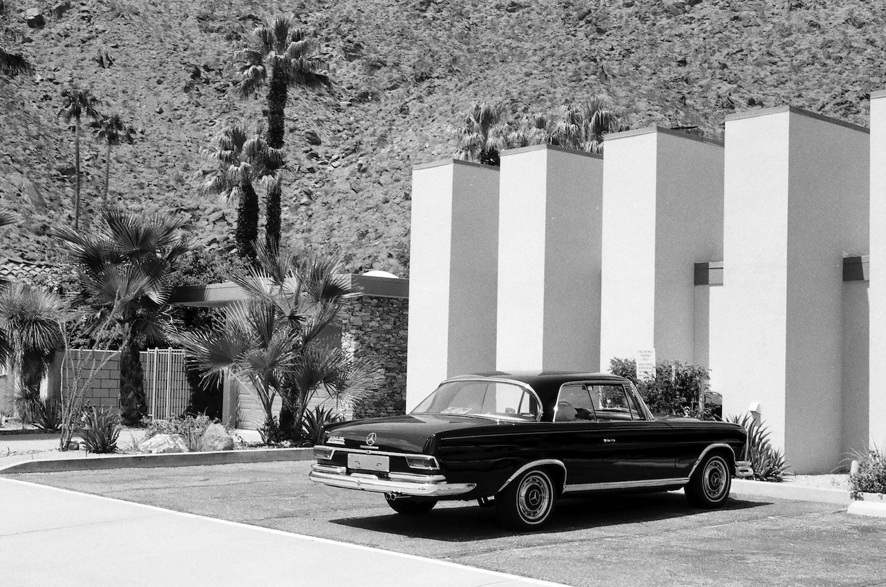 Palm Springs Oldtimer