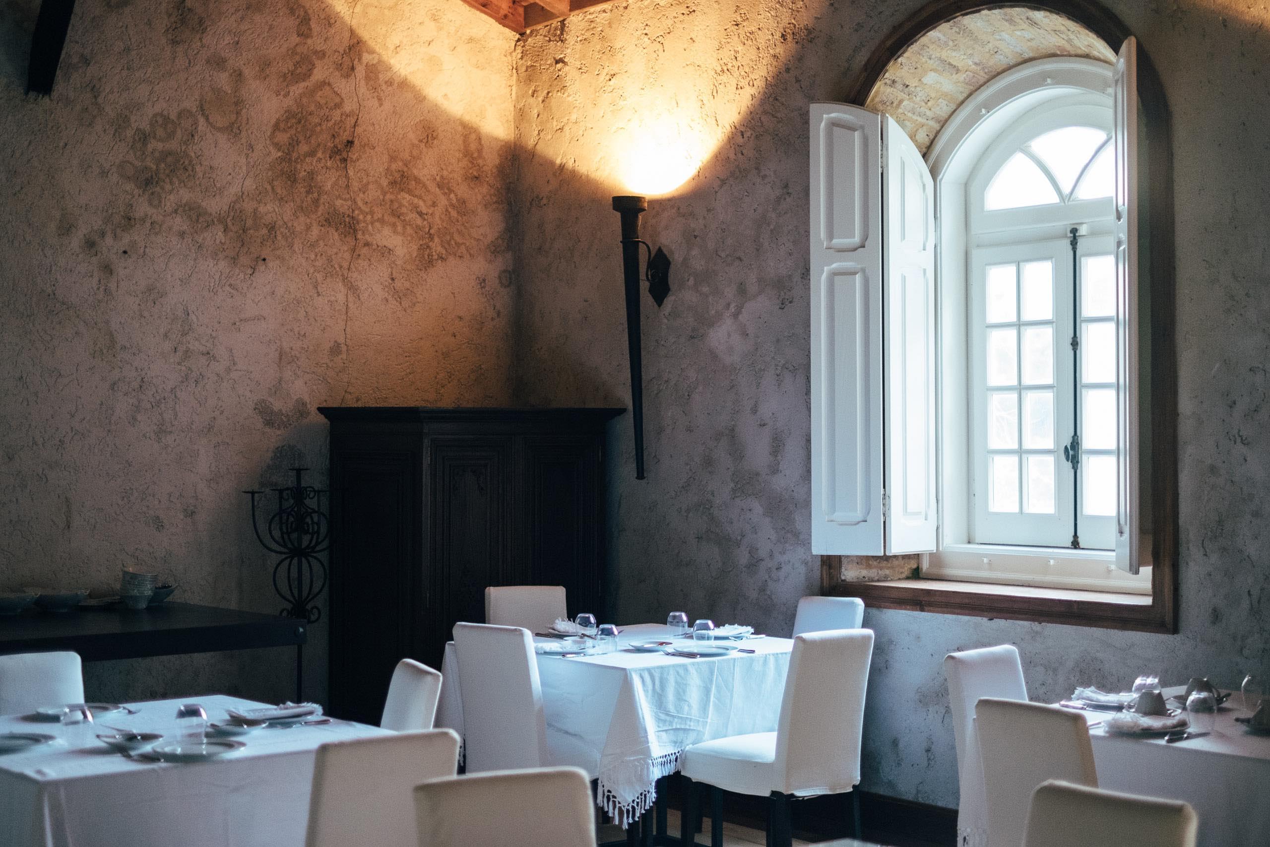 Quinta de Convento Montejunto Portugal Restaurant