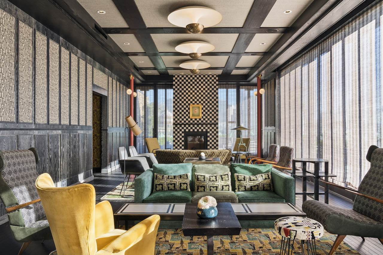 San Francisco Proper Hotel |Photo: Manolo Yllera