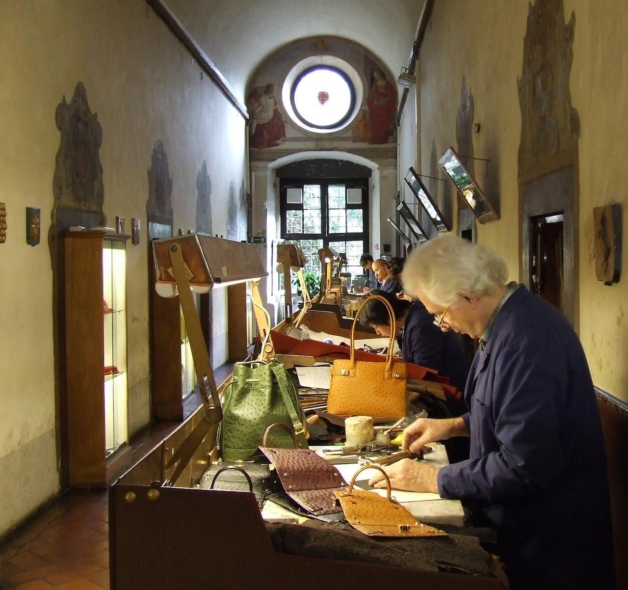 Scuola del Cuoio Florence