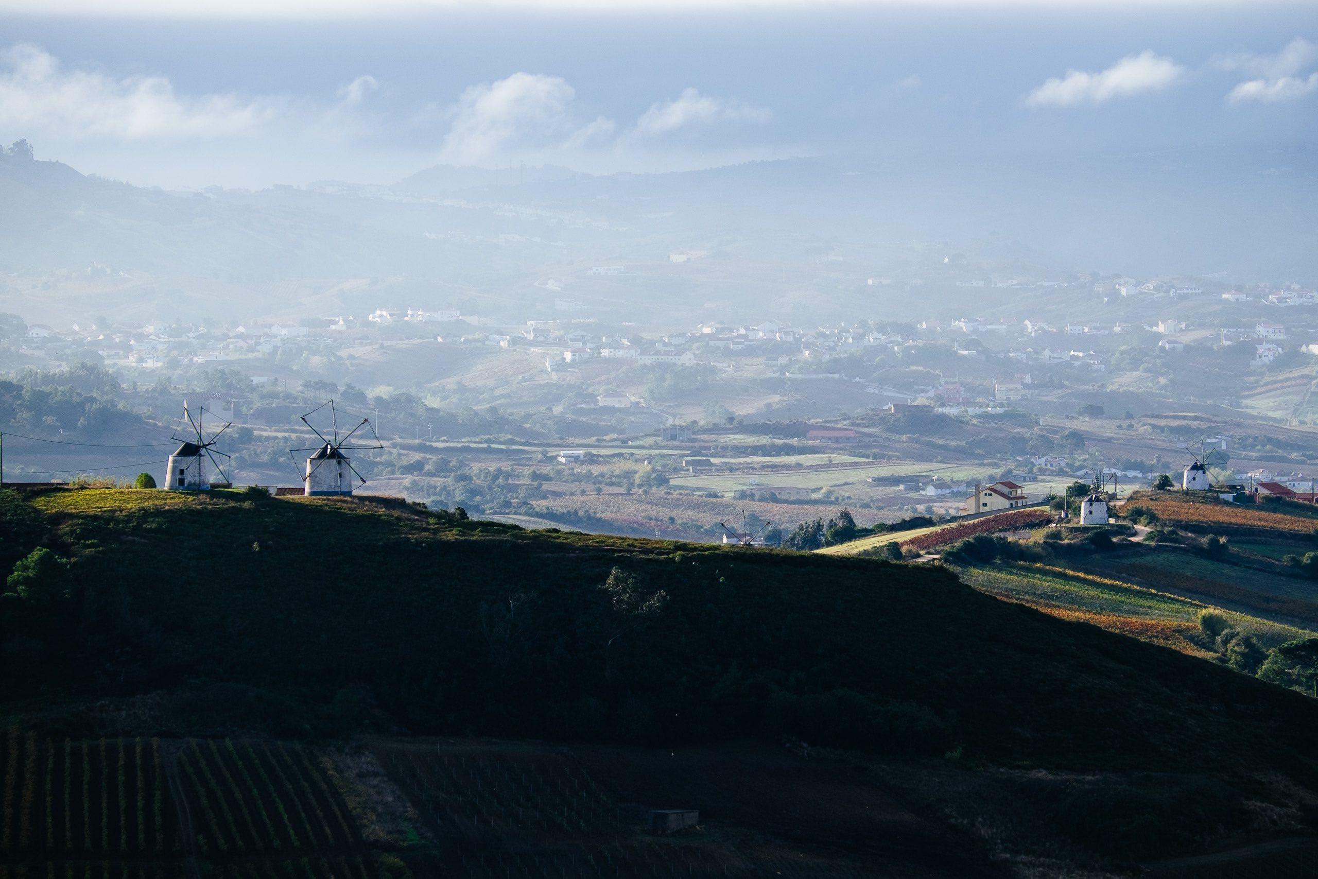 Serra de Montejunto Portugal