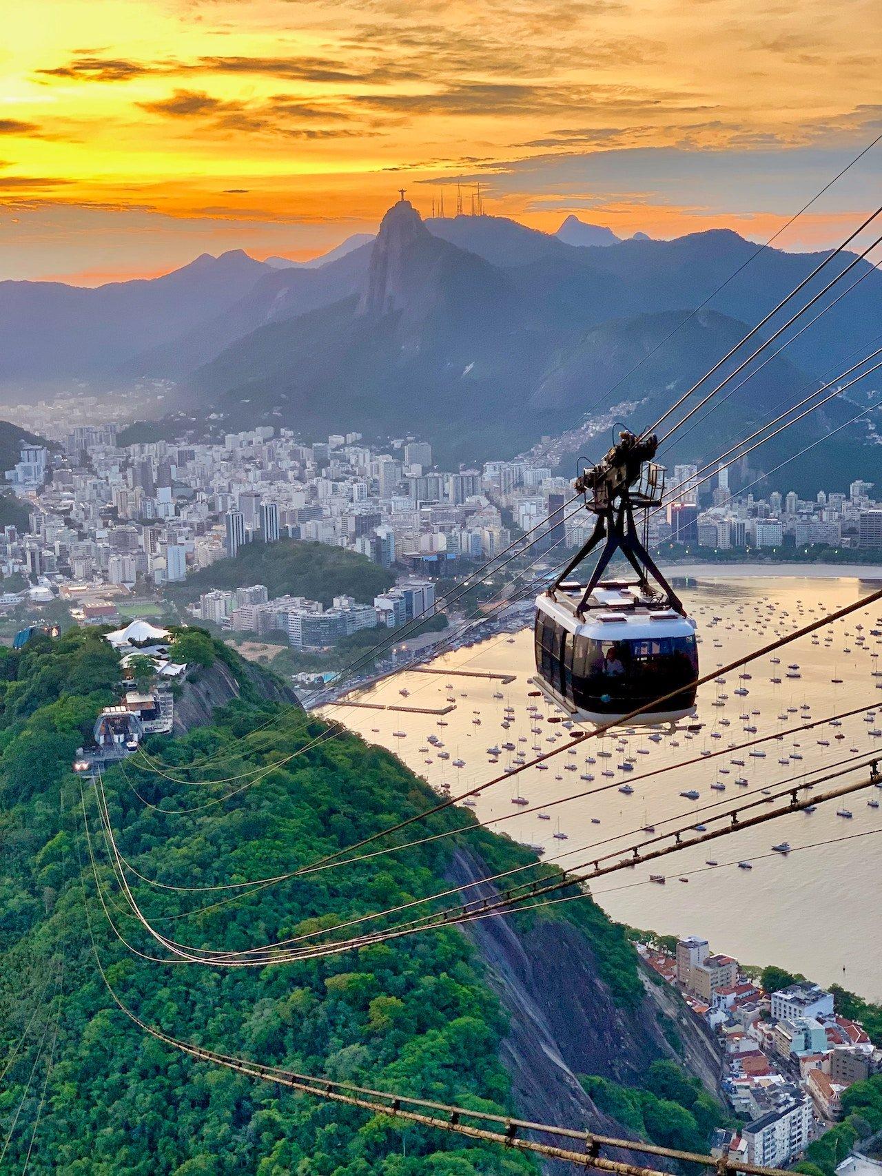 Sugar Loaf Cable Car Rio de Janeiro
