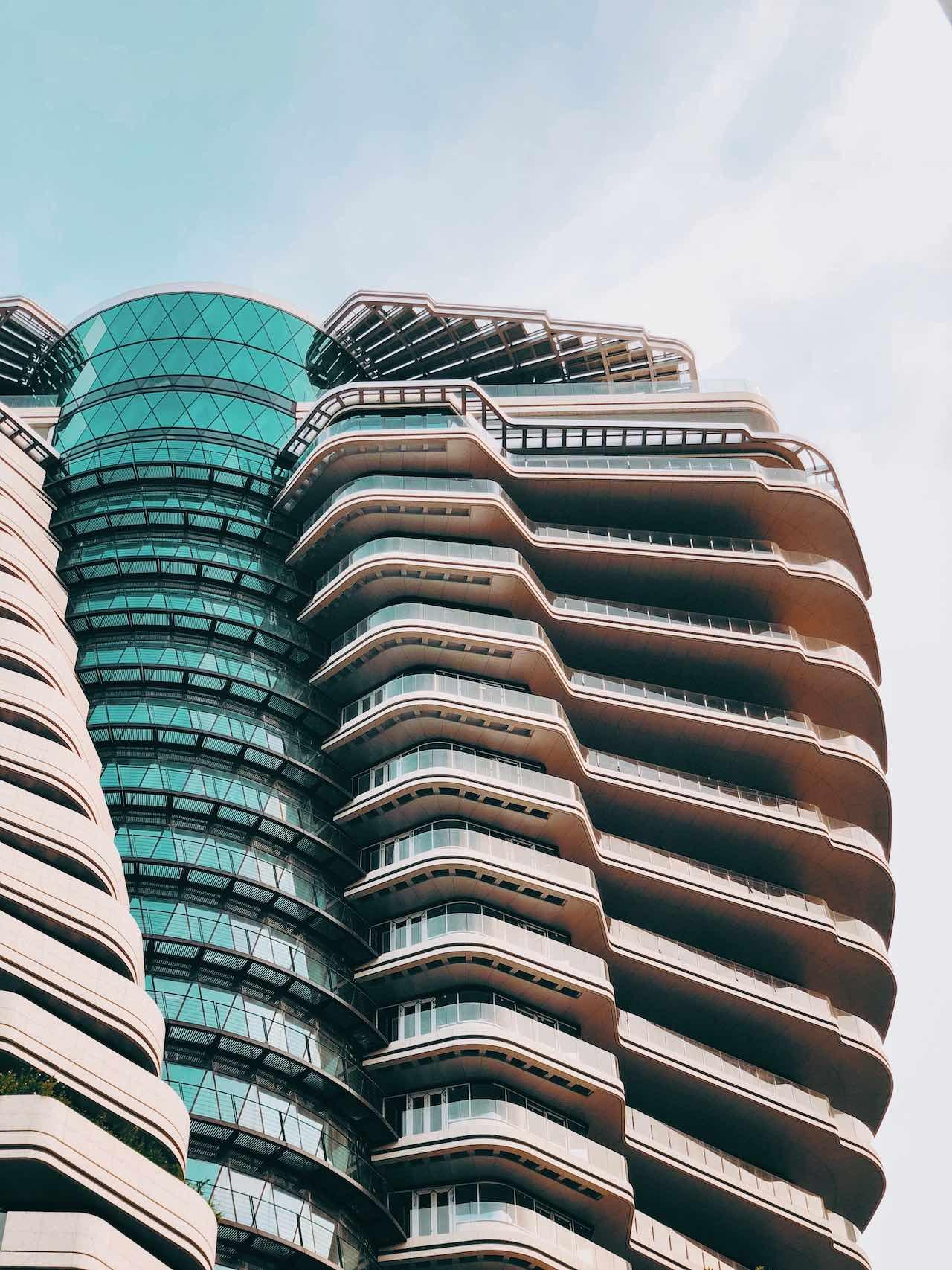 Taipei Architecture