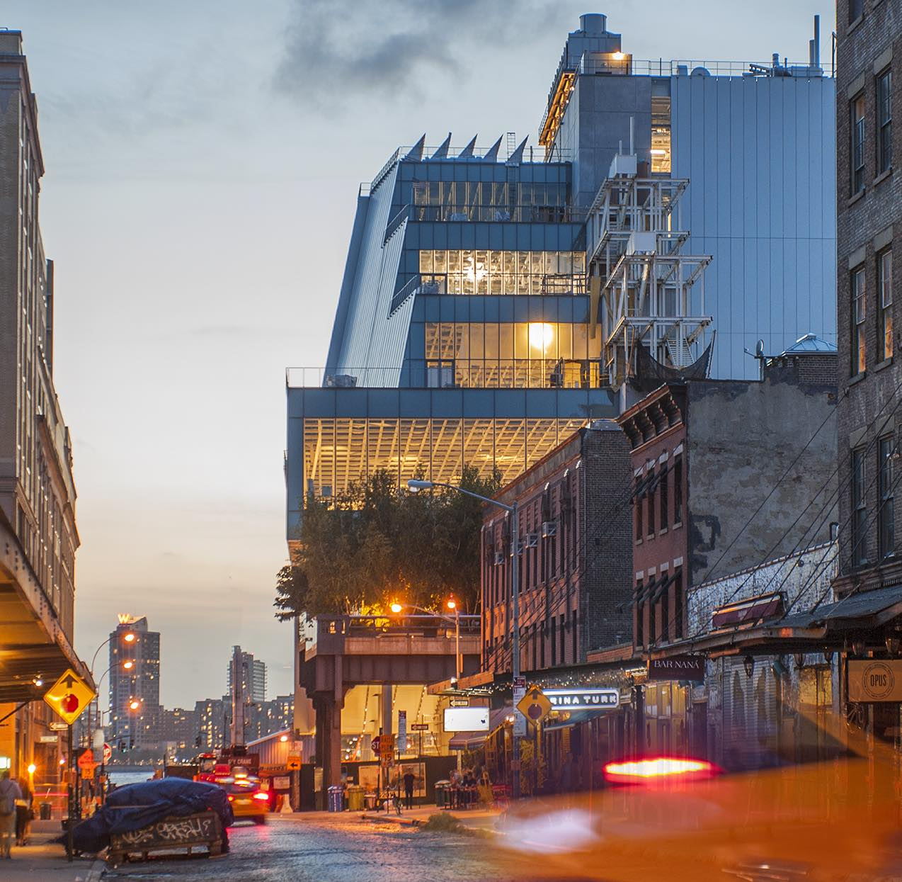 The Whitney Museum | Photo: Karin Jobst