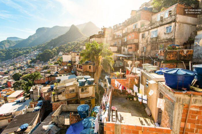 Half-Day Favela Walking Tour Rio de Janeiro