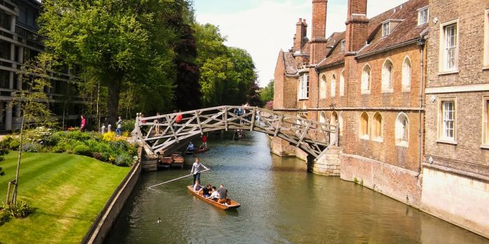 From London: Cambridge and Oxford Full-Day Tour