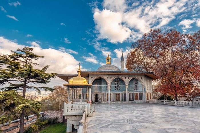 Topkapi Palace and Harem with a Historian Guid