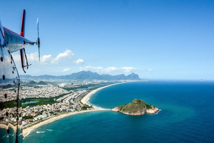 Rio de Janeiro 30-Minute Highlights Tour by Helicopter