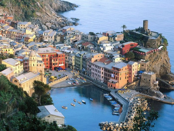 Seaside Beauty: Day Trip to Cinque Terre