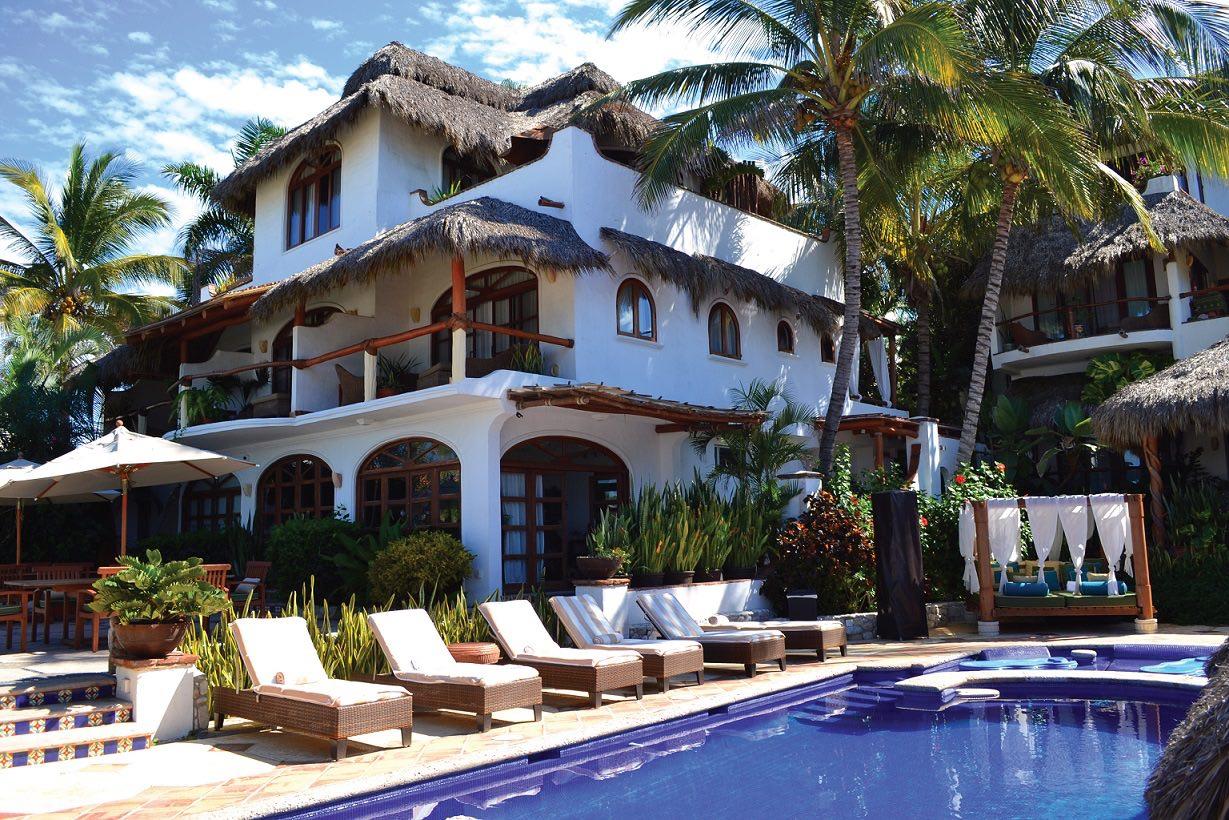 Casa de Mita Punta de Mita Mexico