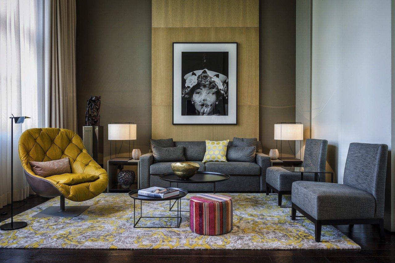 Das Stue Berlin Bel Etage Suite