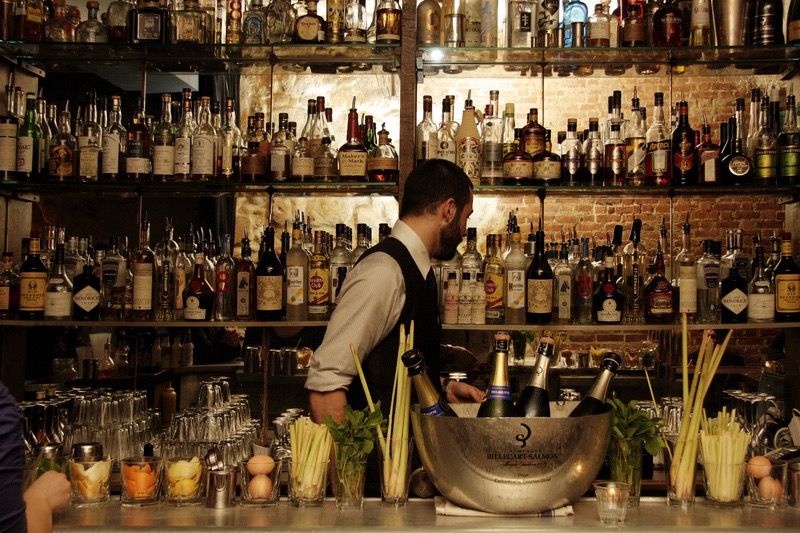Experimental Cocktail Club   Photo: Simona Belotti