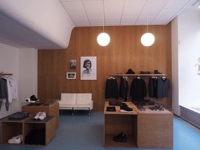 menswear shops in Copenhagen