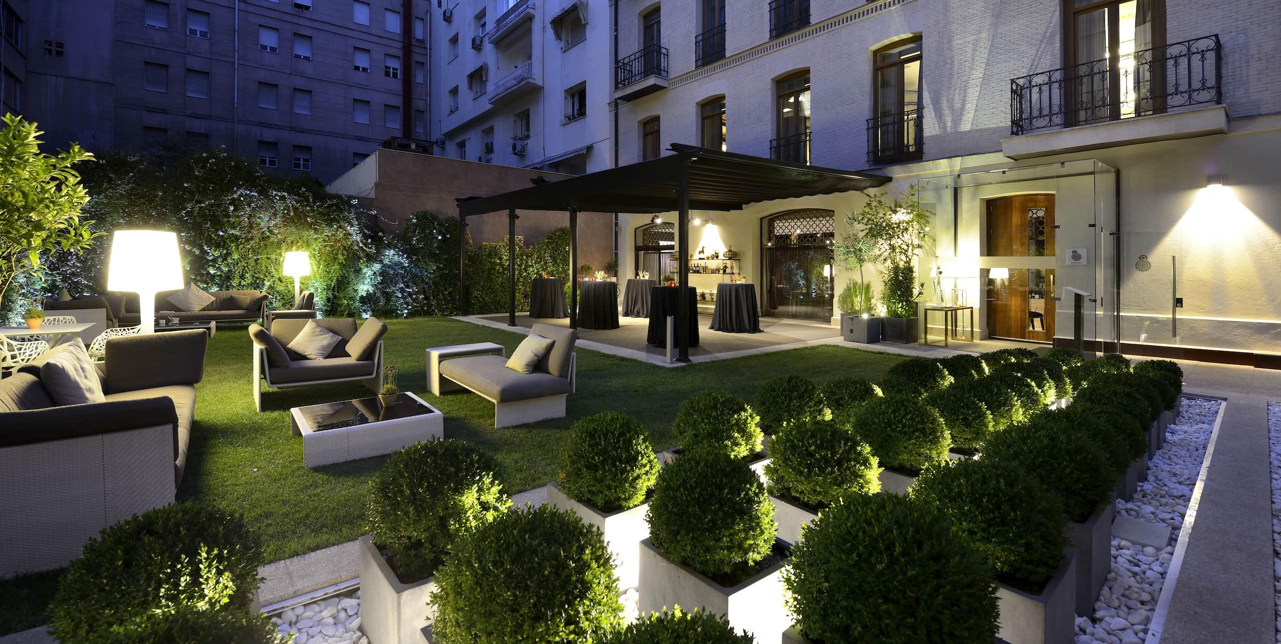 Hotel Único Madrid Garden