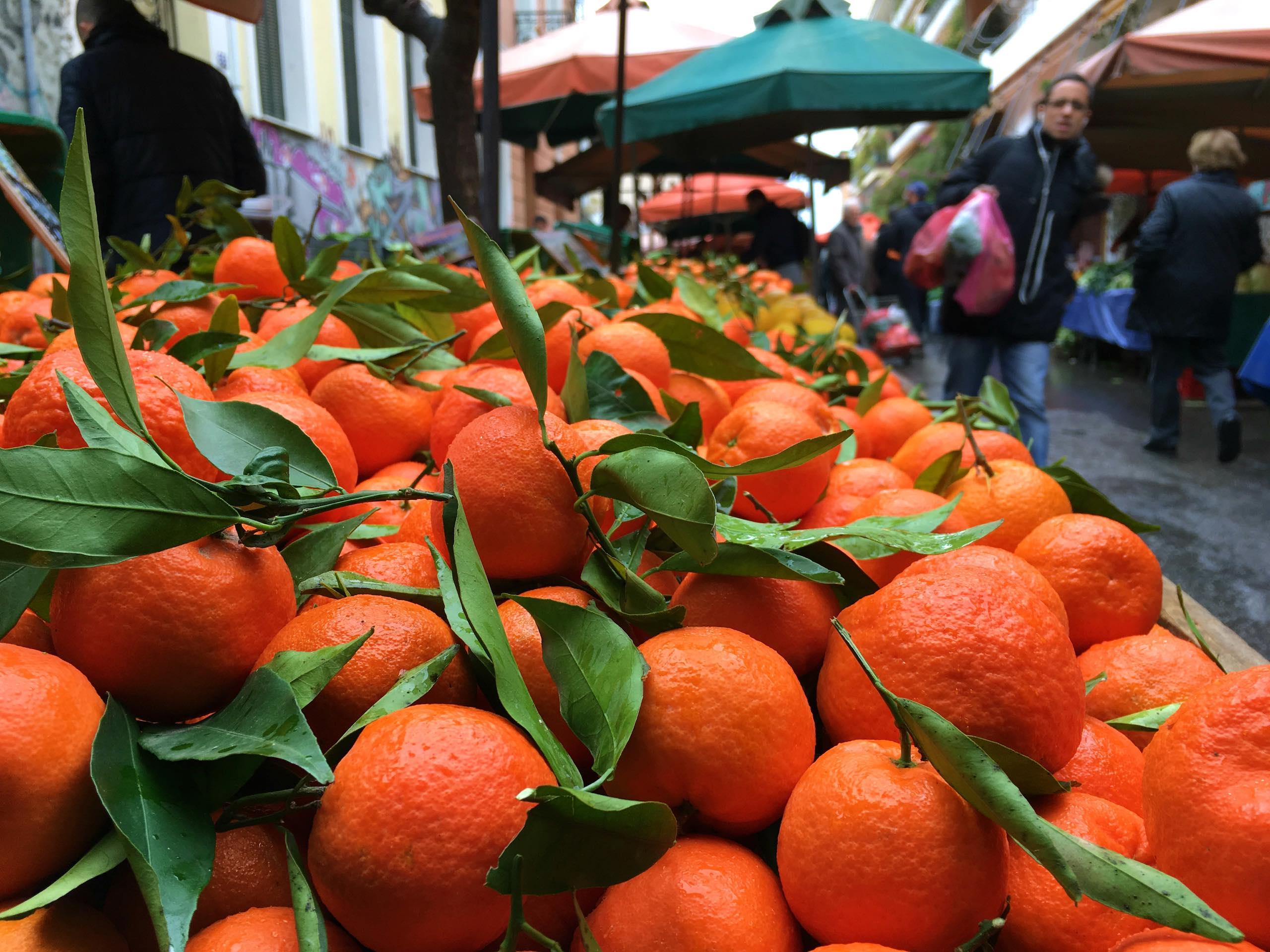 Kallidromiou Street Market | Photo: Matthew Trinetti