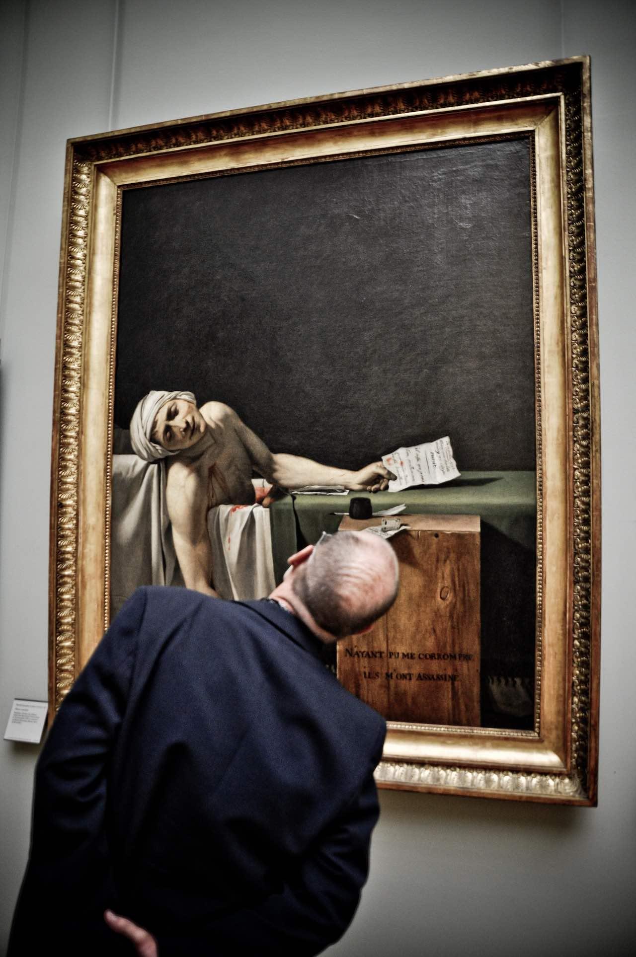 Louvre   Photo: Maggie Jaszowska
