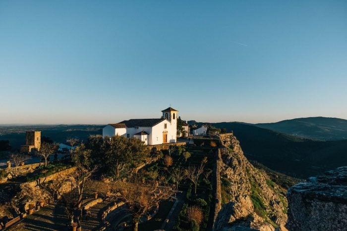 Medieval Border Towns of Alentejo Portugal