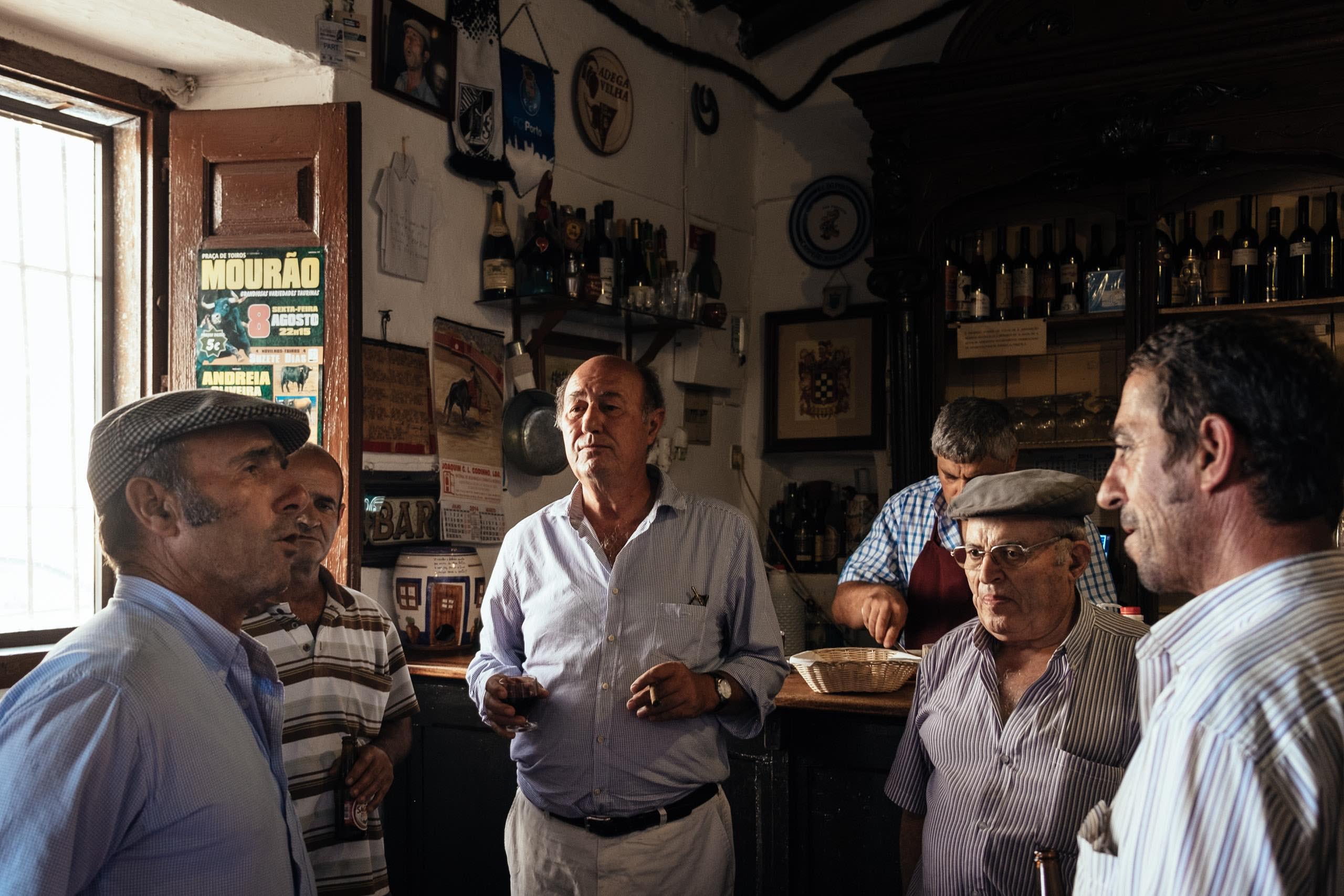 Mourao Adega Velha Cante Alentejano Portugal