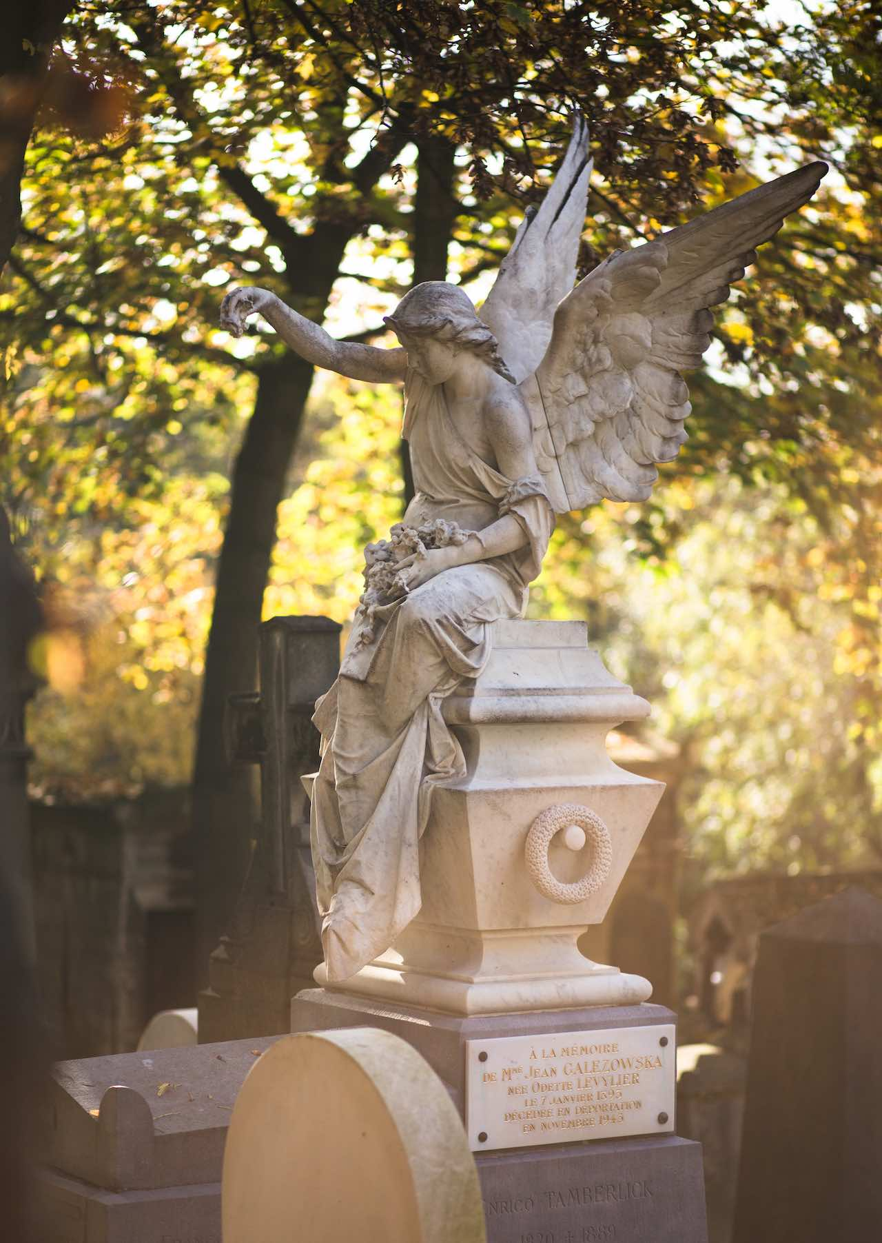 Père Lachaise Cemetery | Photo: Fabrice Nerfin