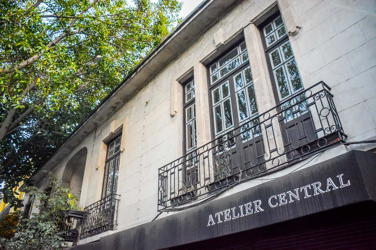Atelier Central Mexico City