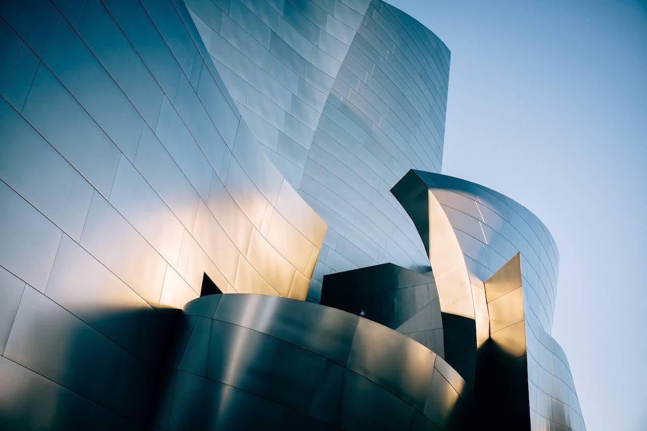 Disney Concert Hall Los Angeles