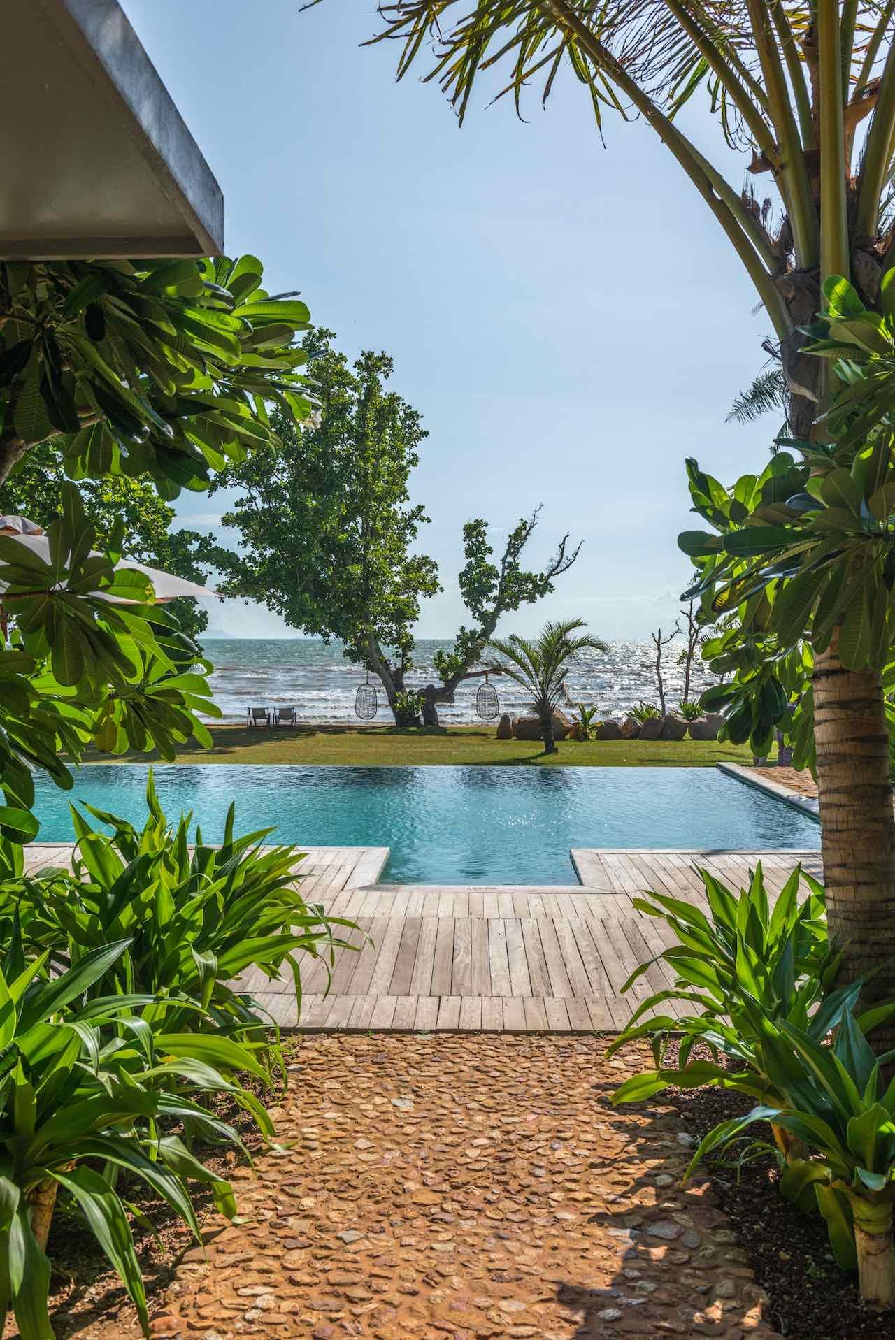 Hotel Knai Bang Chatt Kep Cambodia