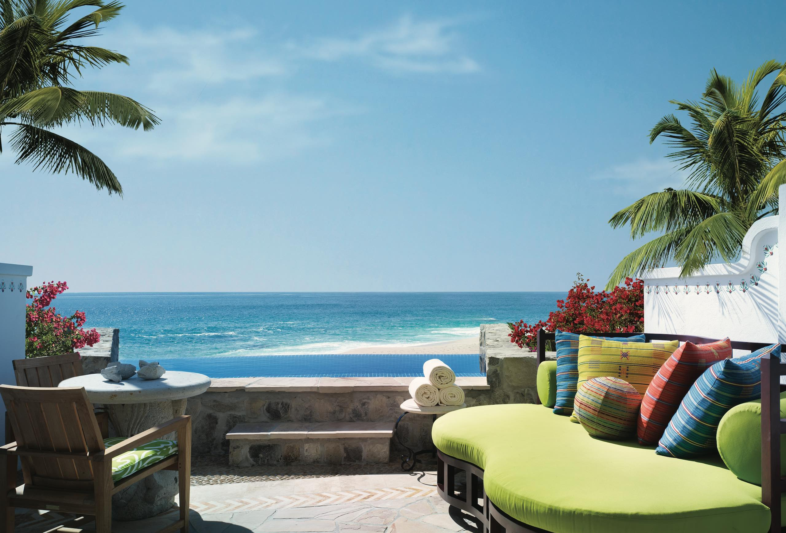 One and Only Palmilla Los Cabos Mexico
