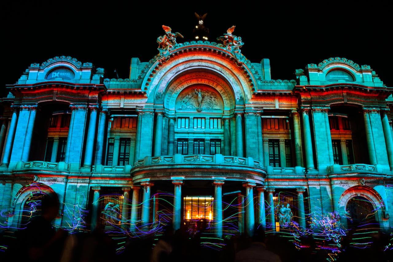 Palacio de Bellas Artes |Photo: Mario Peppino